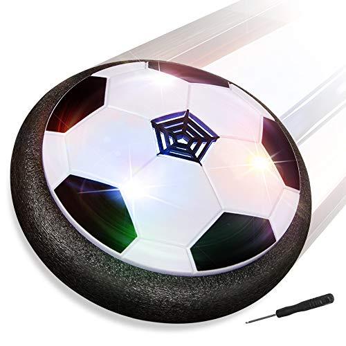 Blasland Pallone Calcio Fluttuante, Giocattoli Bambini Palla da Casa con Luci LED Hover...