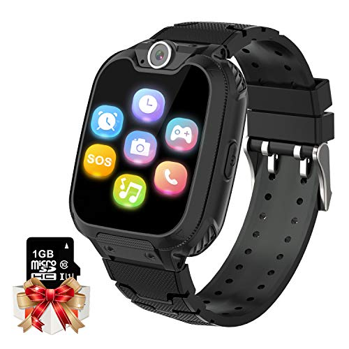 Smartwatch per Bambini Orologio da Gioco - Game Music Smart Watch (Include 1GB Micro SD...