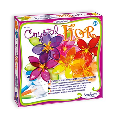 Creation VD 951 Kit Creative Recreation - Crystal Flor