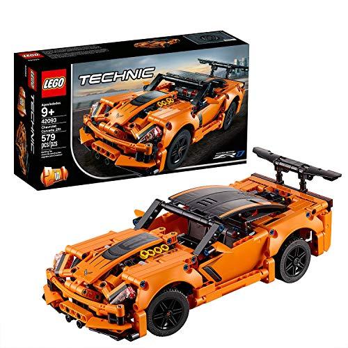 LEGO Technic 42093 Chevrolet Corvette ZR1, Modello 2 in 1 Eccellenza Ingegneristica da...