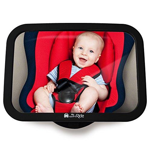 Specchio Retrovisore Posto Bimbi - Specchio Retrovisore Auto Infrangibile per vedere...