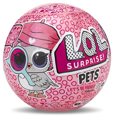 L.O.L. Surprise! PETS 30297 (7 sorprese all'interno), Modelli assortiti, 1 pezzo