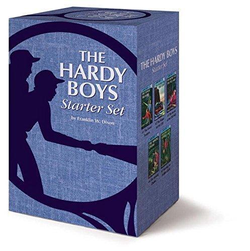 Hardy Boys Starter Set - Books 1-5 by Franklin W. Dixon(2012-05-10)