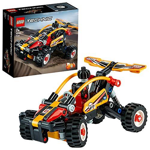 LEGO Technic Buggy, Set di Costruzioni Ricco di Dettagli per Bambini 7+ Anni, Esperienza...