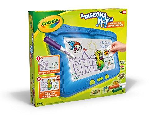 CRAYOLA-Il Disegnamagico, Multicolore, 25-6701