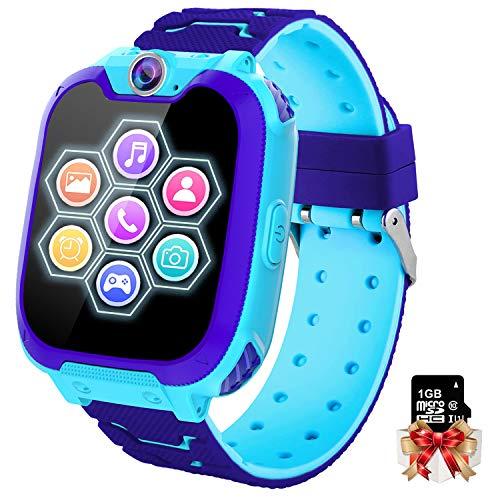 Orologio Intelligente Bambini con 7 Giochi - Musica MP3 Smartwatch Bambini, Orologio...