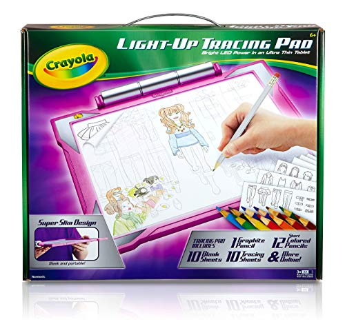 Crayola - Lavagnetta Luminosa / Light Up Tracing Pad
