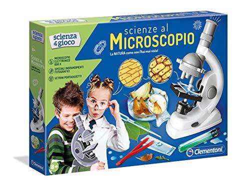 Clementoni 13966 - Scienza e Gioco Microscopio Scientifico