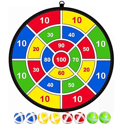 Lbsel Halloween Party Theme Gioco per bambini Freccette con 8 palline Giocattolo Regalo...