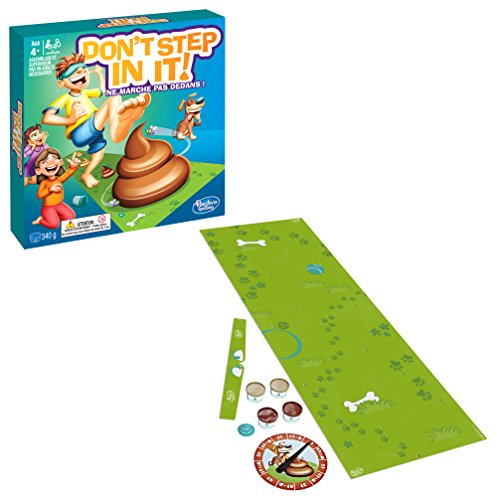 Don't Step In It – Gioco di società, Don't Step In It – Non Marche Pas Deen – Gioco...