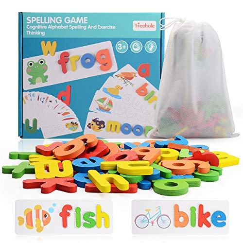 HellDoler Giochi di ortografia Giocattoli di apprendimento Giochi di Parole Puzzle con...