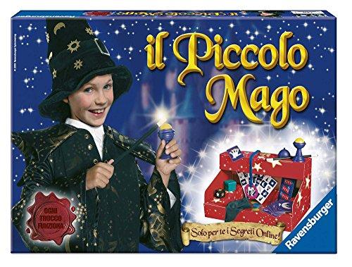 Ravensburger Italy- Rav Gioco Il Piccolo Mago 21947, Multicolore, 878153