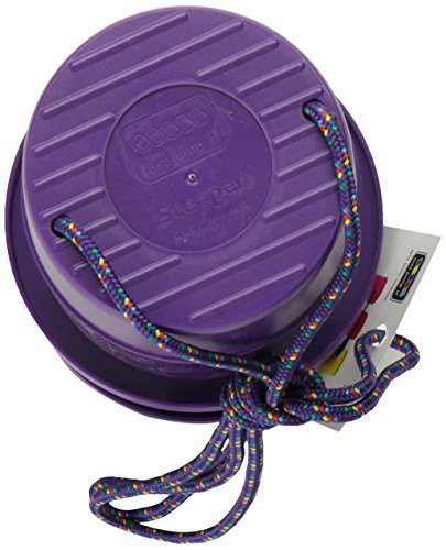 Set of 2 EZ Steppers (Purple) by Just Jump It