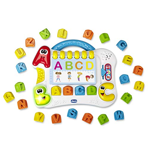 Chicco Lettere in Movimento Edu4You, Gioco Educativo Elettronico con Frasi e Canzoni per...