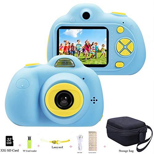 ToyZoom 1080P HD Bambini Fotocamera Digitale Selfie Macchina Fotografica 18MP Videocamera...