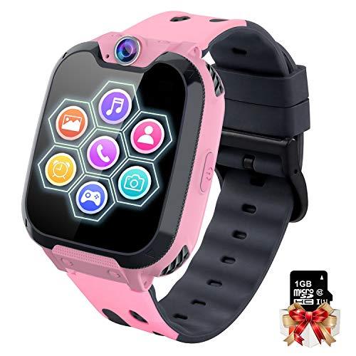 Smartwatch Bambini con Musica MP3 - Orologio Intelligente 7 Giochi, Orologio Intelligente...