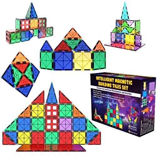 Desire Deluxe Set Tessere magnetiche - Gioco Educativo per Bambini e Bambine - età 3 4 5...