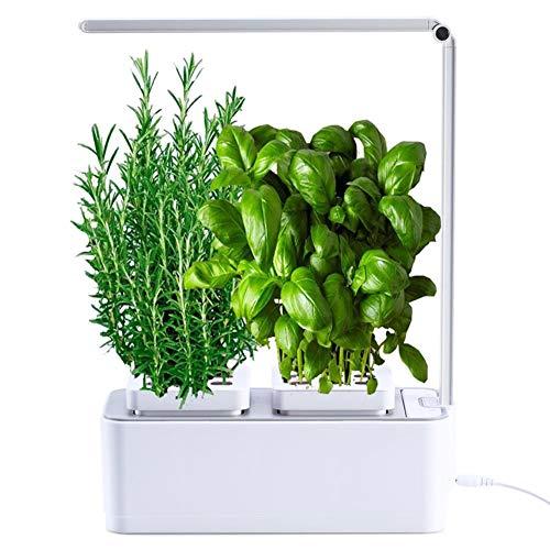 VASO SMART- Smart Garden - serra idroponica per piante, vaso intelligente, grow box - Orto...