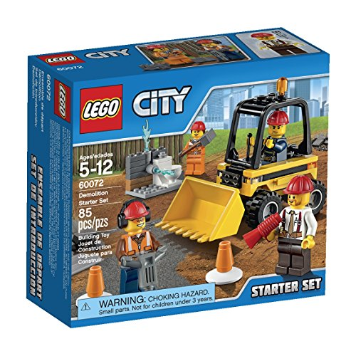 LEGO City Demolition Starter Set by LEGO