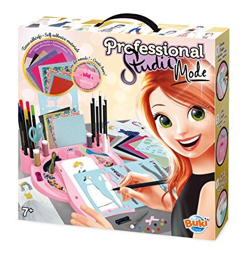 Buki France- Professional Studio Mode Gioco, Multicolore, 5408