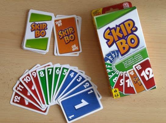 skip bo come si gioca